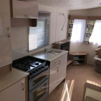 Delta Bromley Kitchen and Living Area