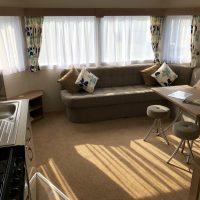 Delta Bromley Caravan Living Area