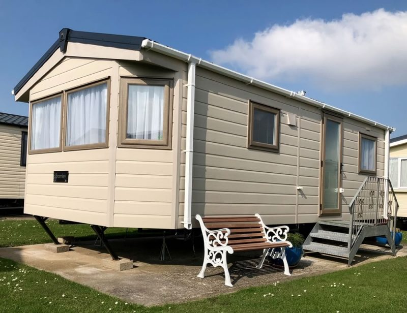 NEW Delta Bromley caravan for sale