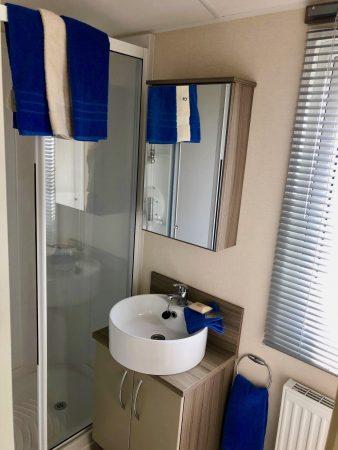 Atlas Amethyst Shower Room