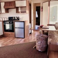Willerby rio gold kitchen